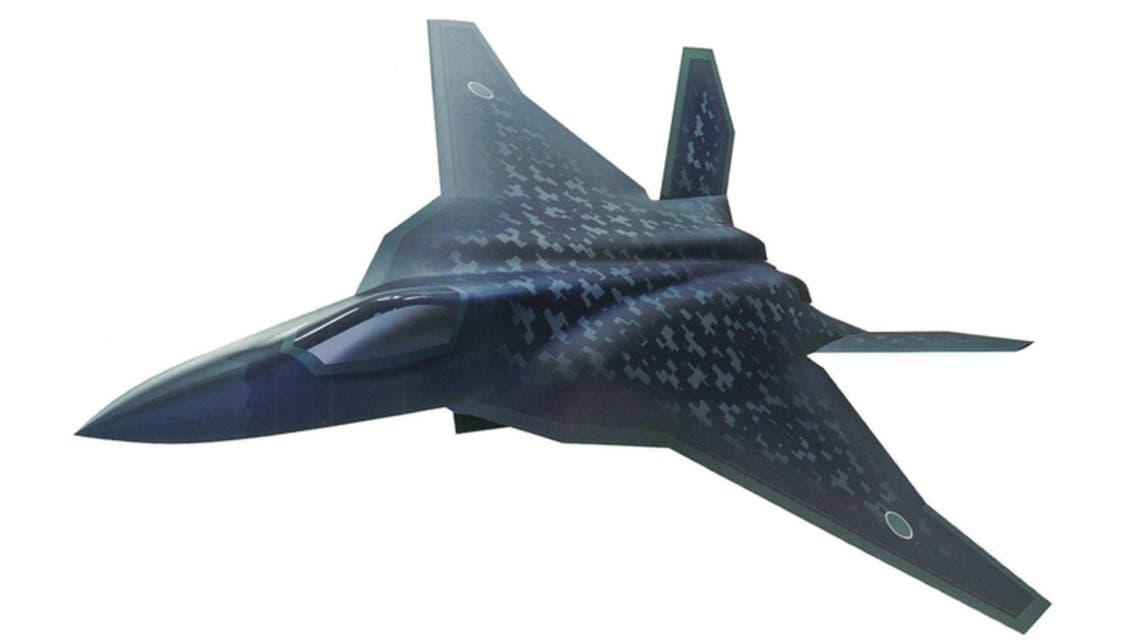تصميم المقاتلة اليابانية الجديدة