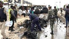 Three killed in car bomb in Somalia's Mogadishu