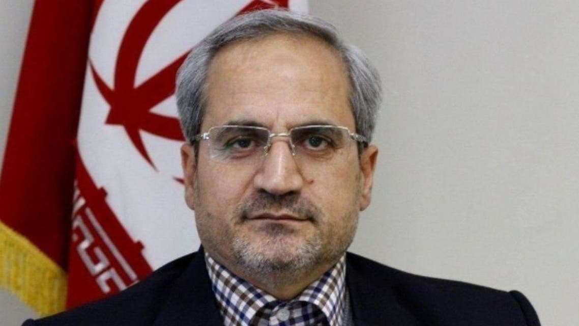 Iranian lawmaker Issa Jafari has died of coronavirus. (Twitter)