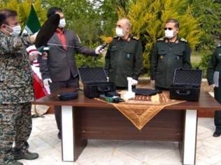 مستعان 110.. جهاز الحرس الثوري لكشف كورونا يثير السخرية مجدداً