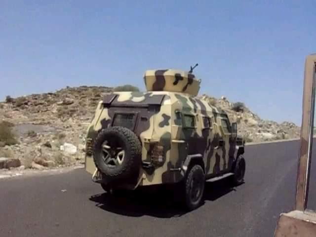 الجيش اليمني في جبهة البيضاء (أرشيفية)
