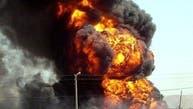 ایران؛ انفجار مخزن میعانات گازی در کارخانه پترو نفت فریمان