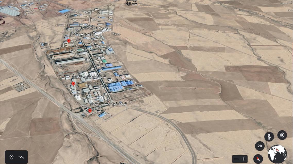 Kavian Fariman industrial complex