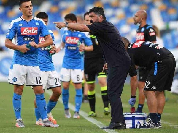 غاتوزو يتفق مع نابولي على تمديد عقده حتى 2023