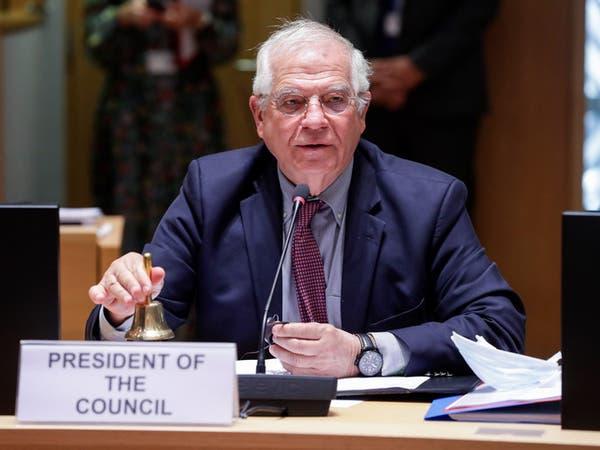 بوريل: الوضع بليبيا سيئ وانتهاكات حظر الأسلحة متواصلة