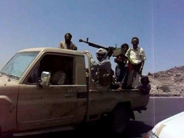 جبهة البيضاء.. تحرير مواقع جديدة من قبضة الحوثيين