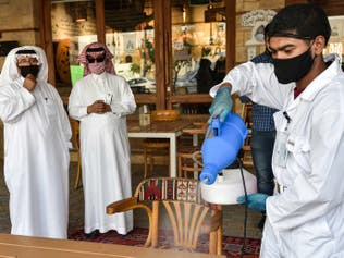 السعودية: 2852 إصابة بكورونا و2704حالات شفاء