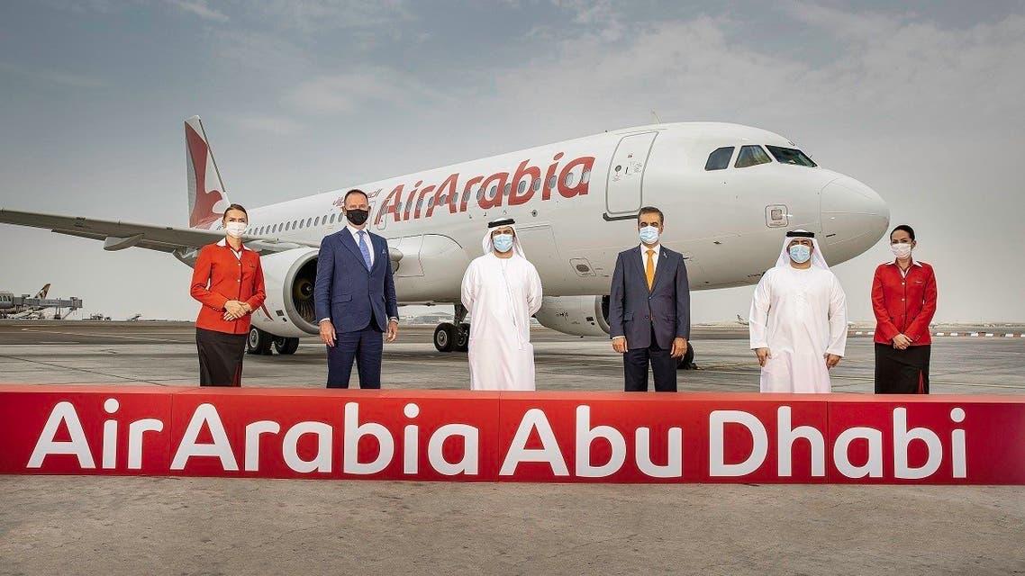 Air Arabia Abu Dhabi inaugurates its first flight to Egypt