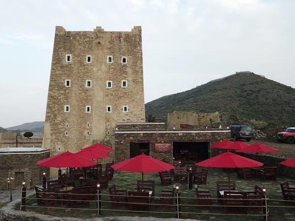 بالصور.. تطوير القلاع والحصون التاريخية في منطقة عسير