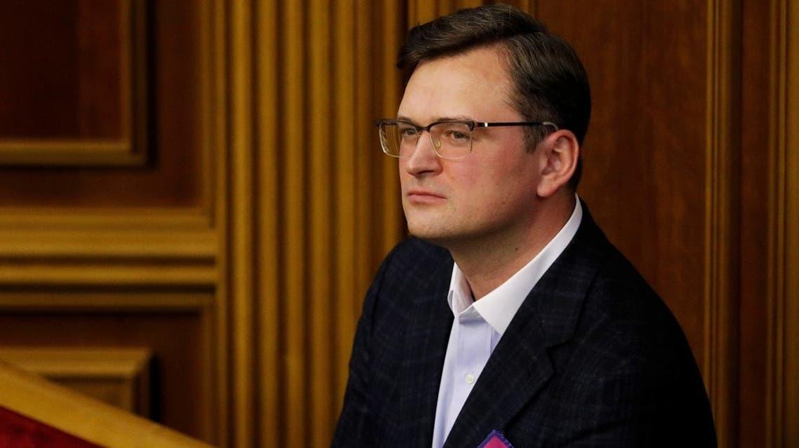 Dmytro Kuleba, Ukrainian Foreign Minister. (Reuters)