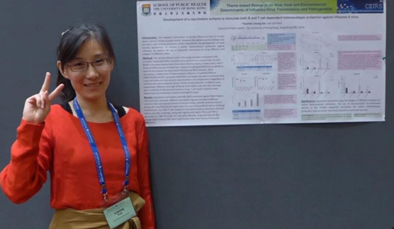 عالمة الفيروسات الصينية لي مينغ يان
