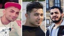 Iran's judiciary upholds death sentences of three Iranian protesters