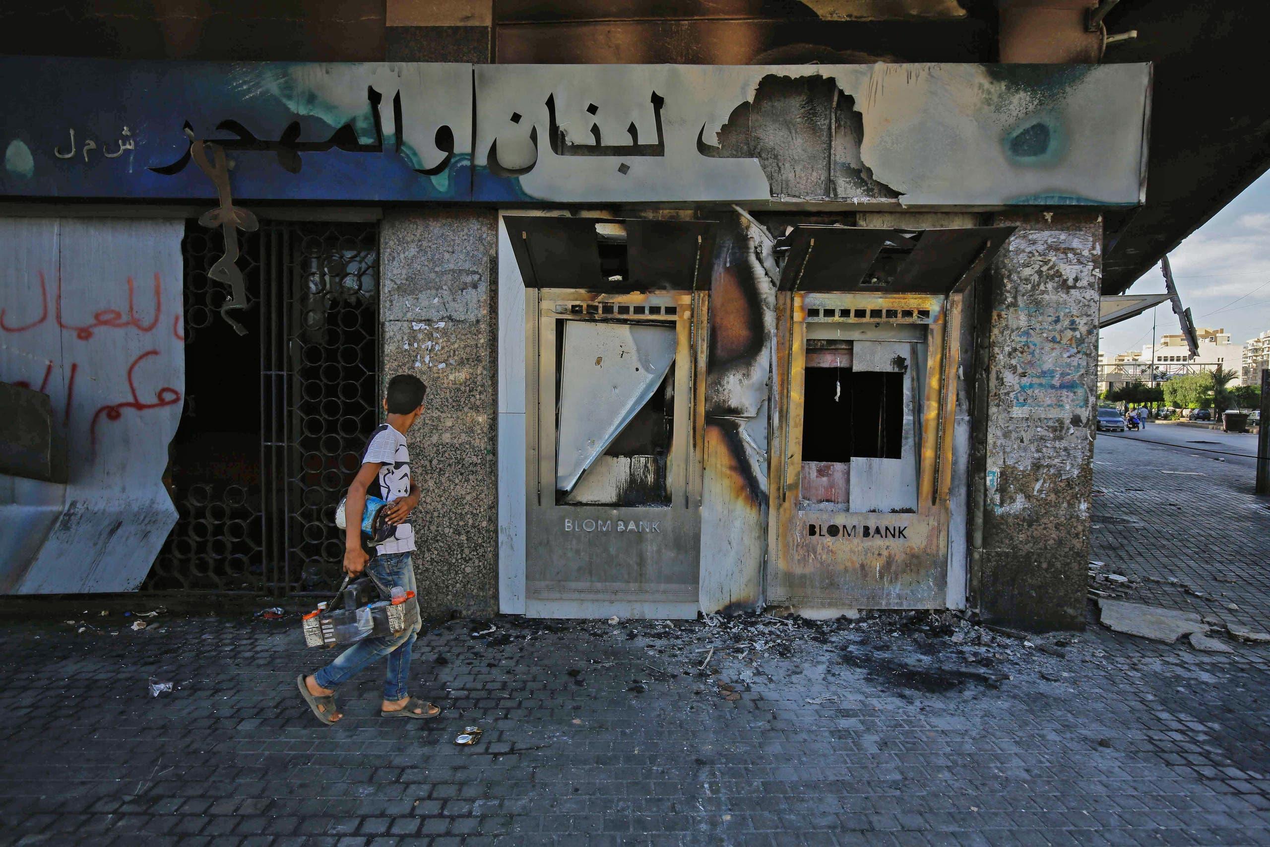 من طرابلس شمال لبنان (أرشيفية- فرانس برس)