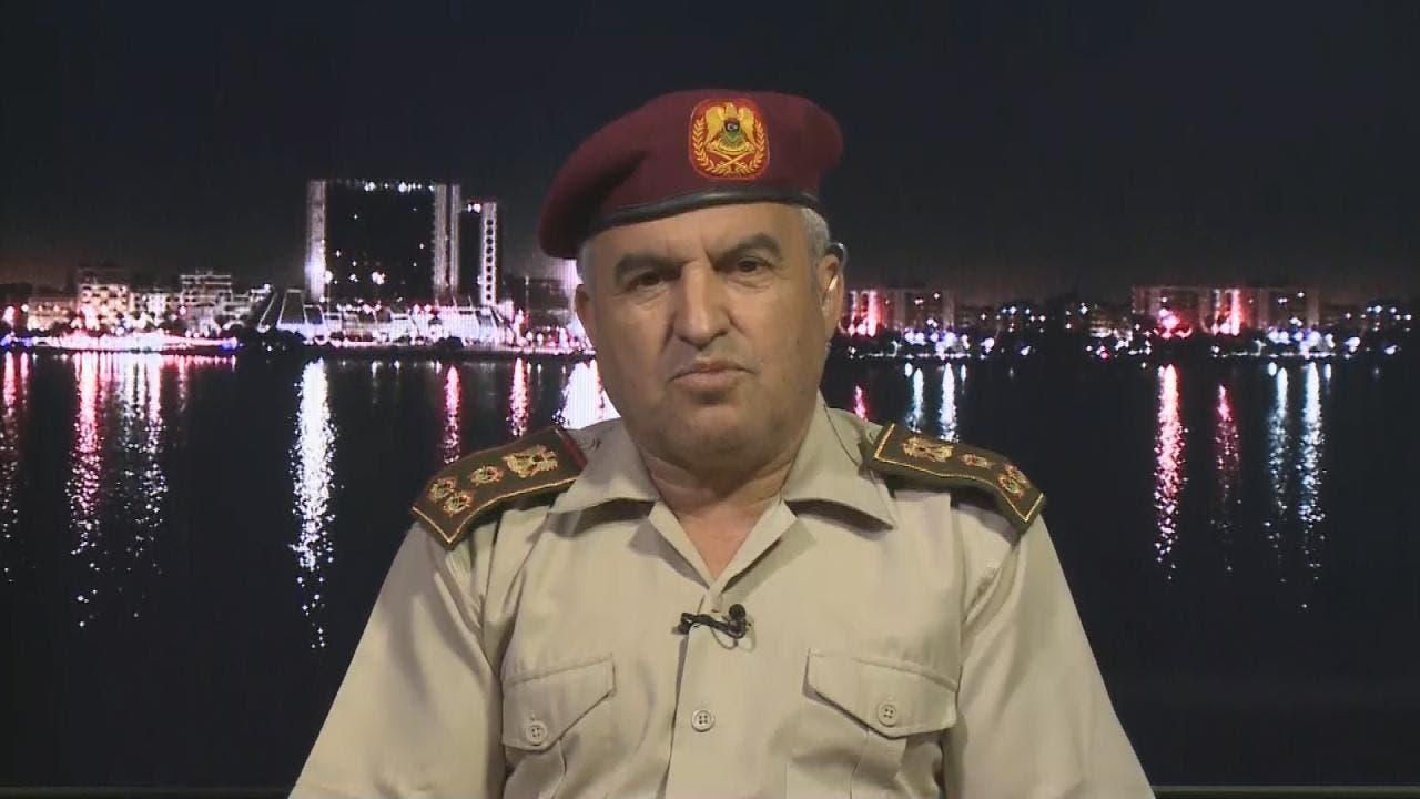 اللواء خالد المحجوب