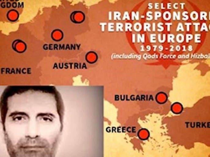 """بلجيكا.. إيران هي من خططت لتفجير """"باريس 2018"""""""