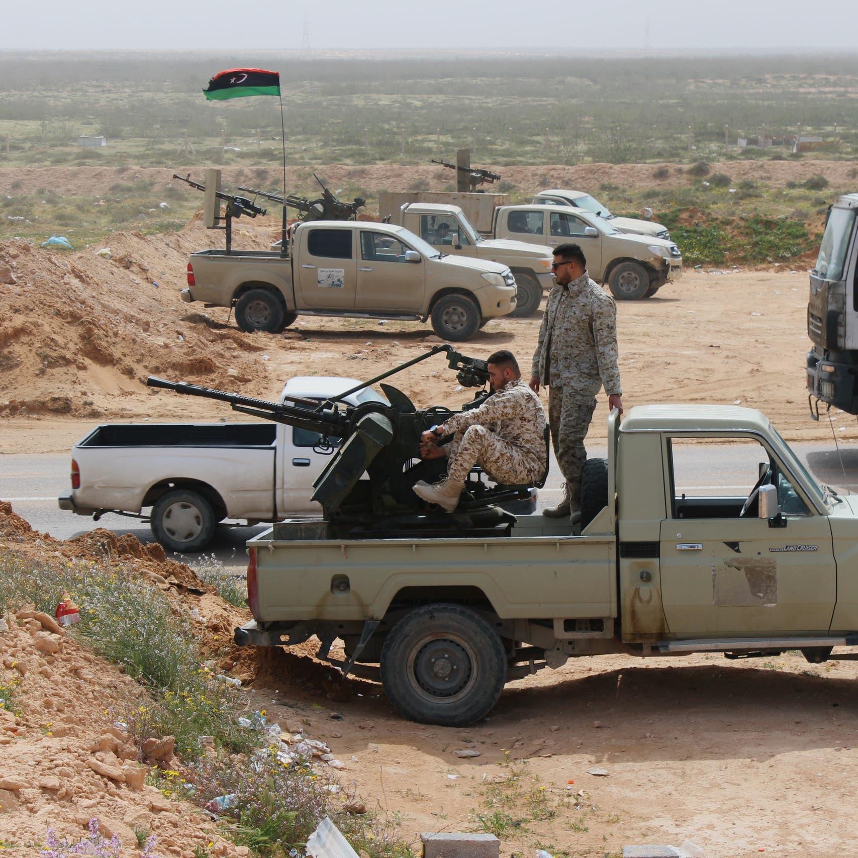 """أنقرة تستعرض بمحيط سرت.. والجيش الليبي """"لن تتقدم"""""""