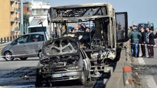 Italian school bus hijacker sentenced to 24 years in jail