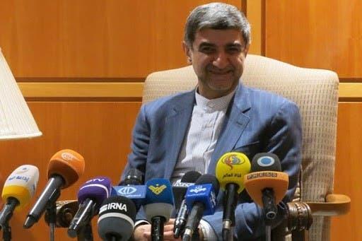 محمدجواد فیروزنیاسفیر ایران در لبنان