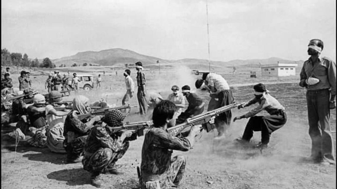 أعدامات كردستان الصورة الاصلية