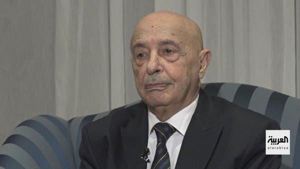 مقابلة خاصة مع عقيلة صالح حول آخر التطورات في الملف الليبي