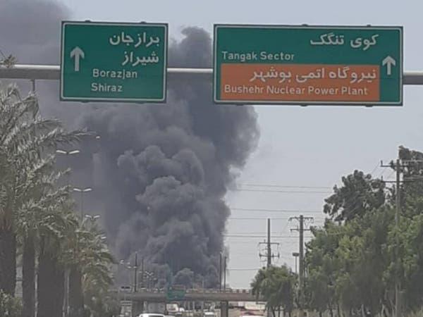نيران متنقلة في إيران.. حرائق متتالية وشكوك مريبة
