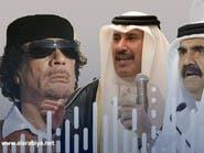 """تسريبات خيمة القذافي.. كشف تآمر """"الحمدين"""" على السعودية"""
