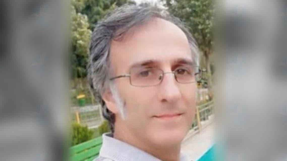Alireza Alinejad, brother of exiled Iranian journalist Masih Alinejad. (Instagram)