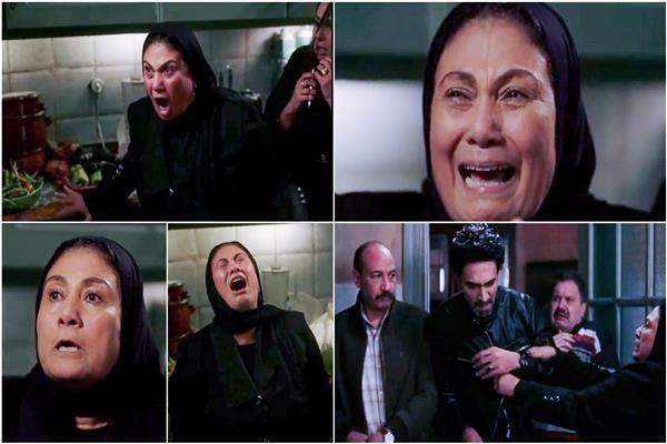 مشهد سلوى عثمان الذي جعلها ترند على السوشيال ميديا