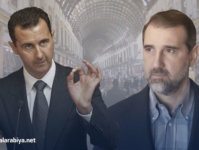 المرصد: مخابرات الأسد تشن حملة لإقصاء رامي مخلوف
