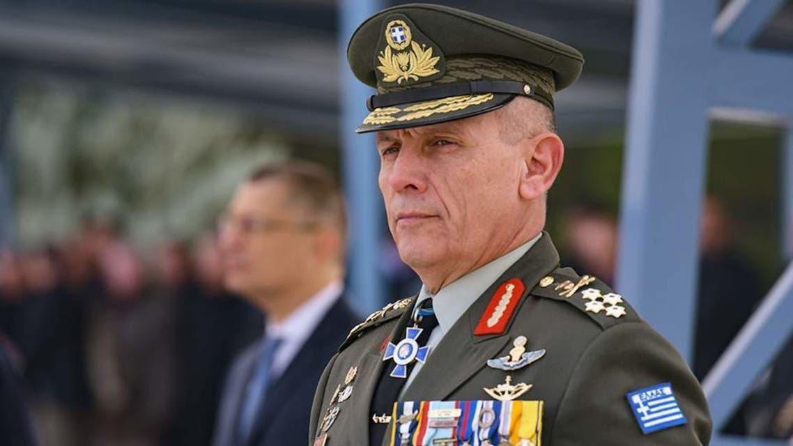 رئيس أركان الجيش اليوناني كونستانتينوس فلوروس