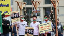 France 'deeply shocked' by death sentences for three Iran protesters
