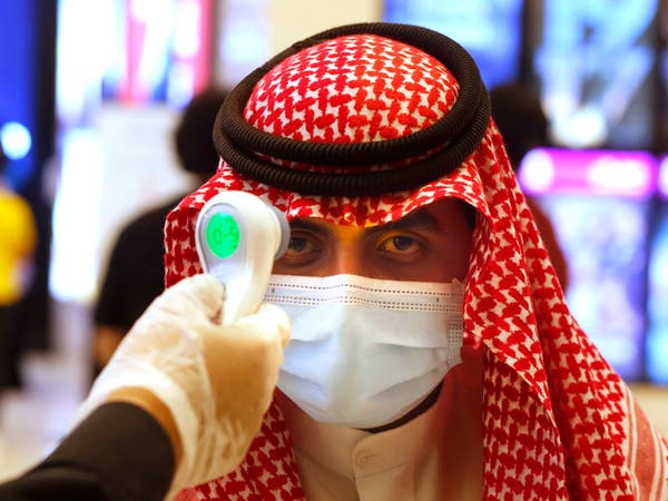 الصحة السعودية: 1342 إصابة جديدة بكورونا و1635 حالة شفاء