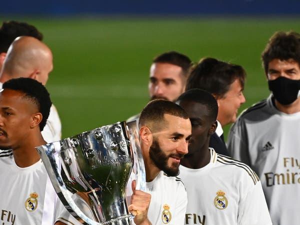 بنزيمة يعوض ريال مدريد عن رحيل رونالدو