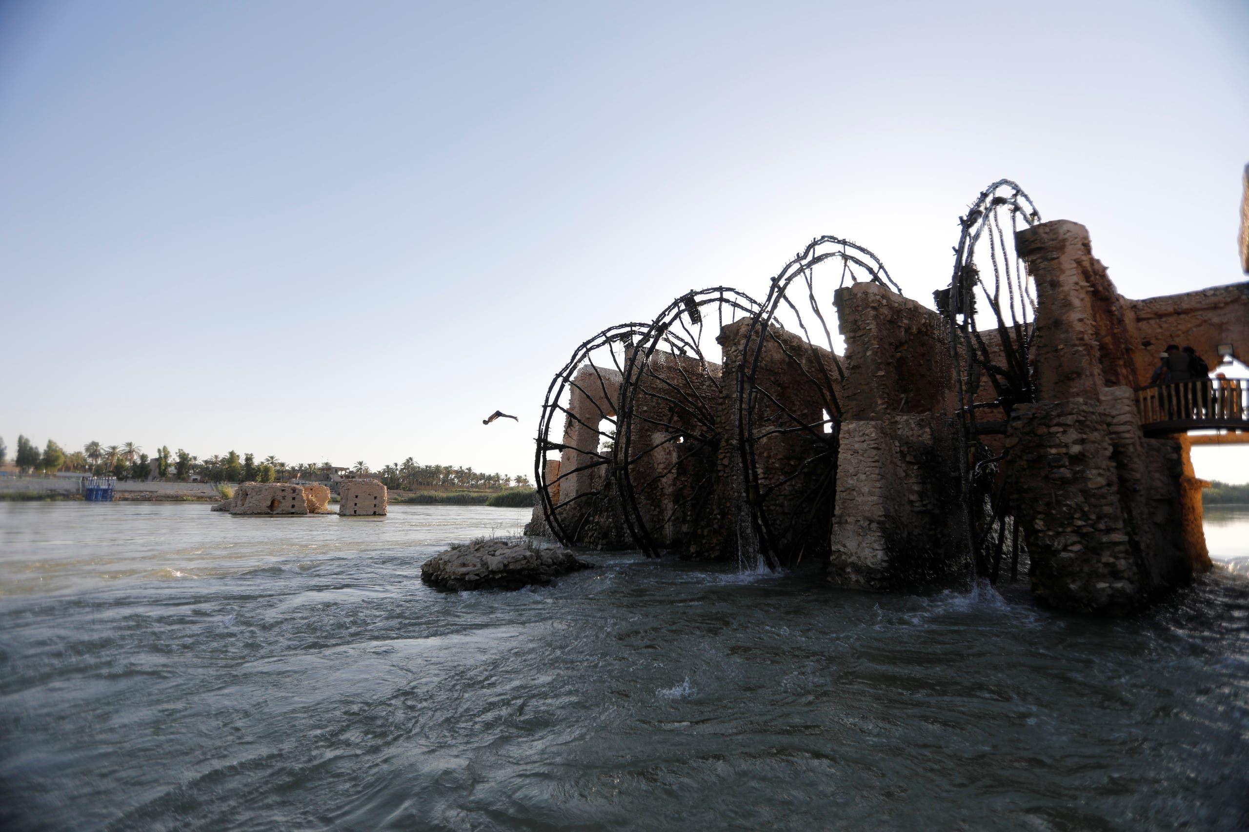 نهر الفرات في العراق