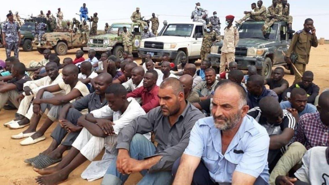Libya and sudan