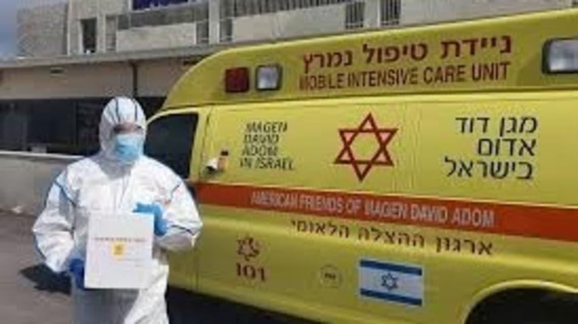 کرونا در اسرائیل