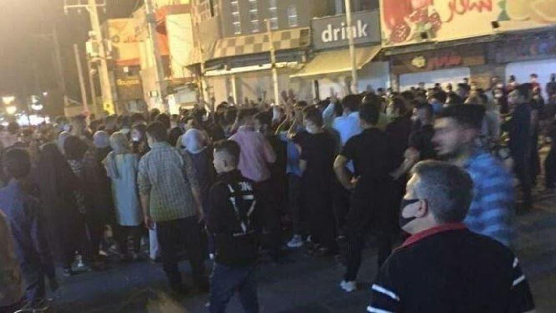مردم-بهبهان-در-خیابان-فریاد-میزنند-نه-غزه-نه-لبنان-جانم-فدای-ایران-فیلم