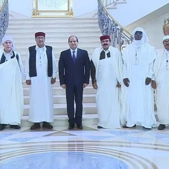 حفيد عمر المختار: سنطرد الأتراك المستعمرين من ليبيا