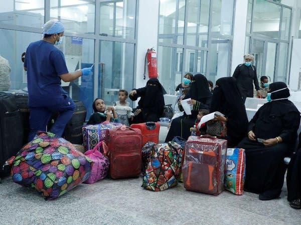 طائرة عسكرية سعودية تطلق أولى الرحلات لنقل اليمنيين لسقطرى