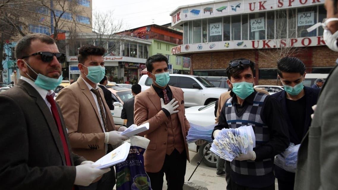 افغانستان؛ تعداد فوتیهای کرونایی به یک هزار و 164 تن رسید