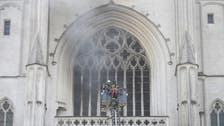 French authorities arrest church volunteer who set fire to Nantes cathedral