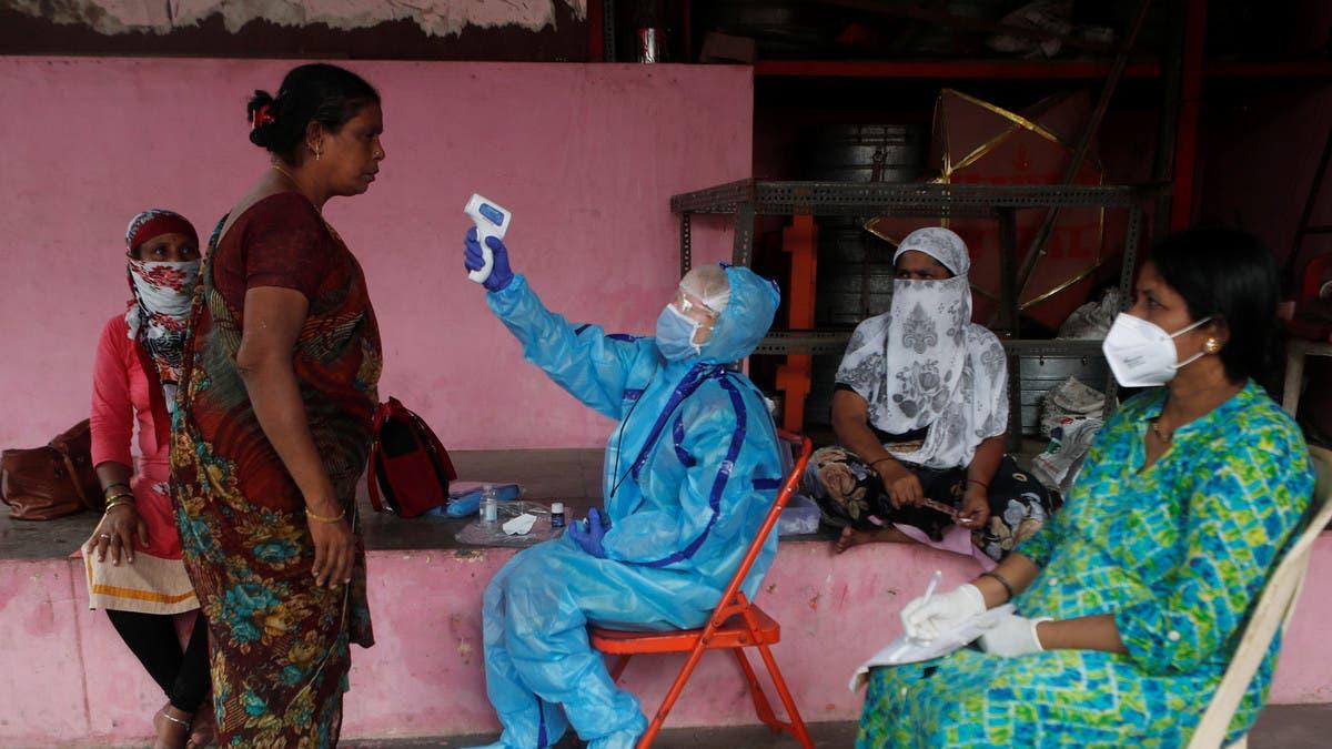 Coronavirus: India records 57,000 cases, highest daily jump thumbnail