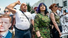 Thousands stage anti-Kremlin protests in support of arrested governor