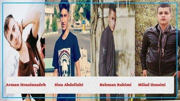 السجن 16 عاماً لثلاثة إيرانيين حرقوا صورة قاسم سليماني