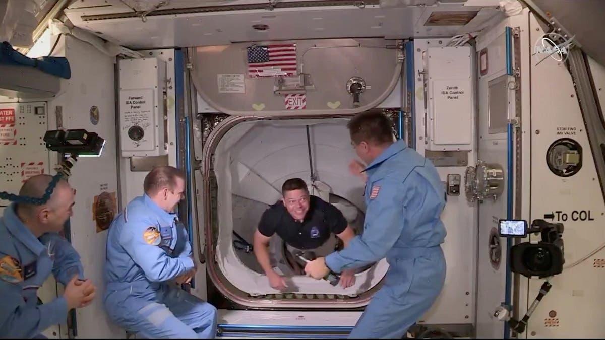 رائد الفضاء بوب بنكن