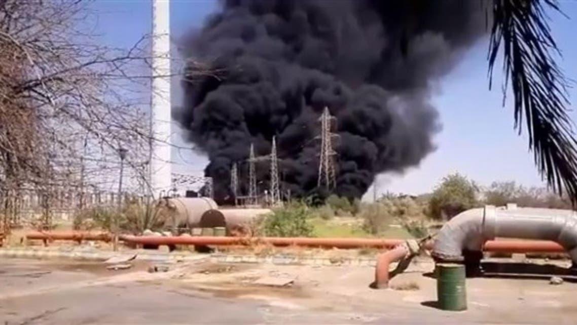 تداوم انفجارها در ایران؛ این بار در پست برق نیروگاه اصفهان