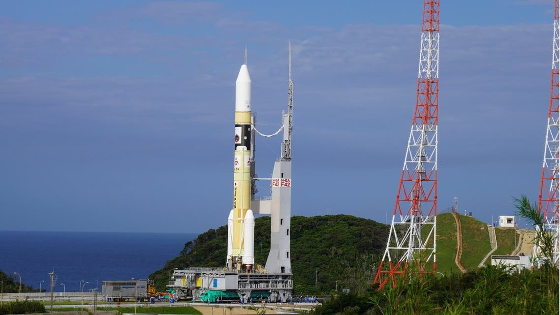 The UAE's Hope Probe set to launch from Japan's Tanegashima Space Center. (Twitter/HopeMarsMission)