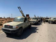 ليبيا.. الجيش يدمر رتلاً عسكرياً غرب سرت