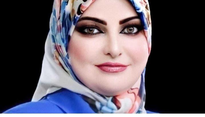 النائبة العراقية بسمة بسيم