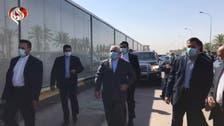 Iran's FM Zarif visits site of Qassem Soleimani's death in Iraq during Baghdad visit